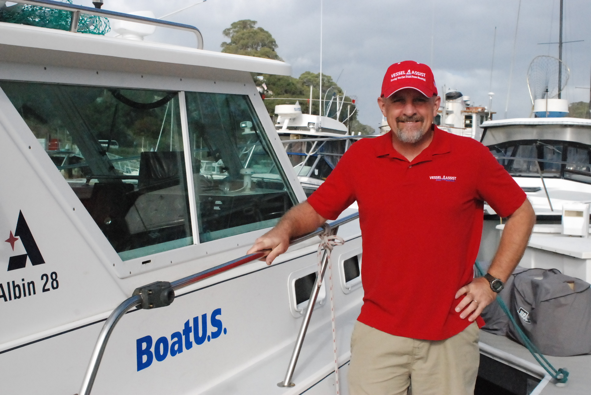 Reliable, Affordable Towing From BoatUS